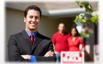 Real Estate Broker on Real Estate Agent
