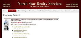 real estate idx search free